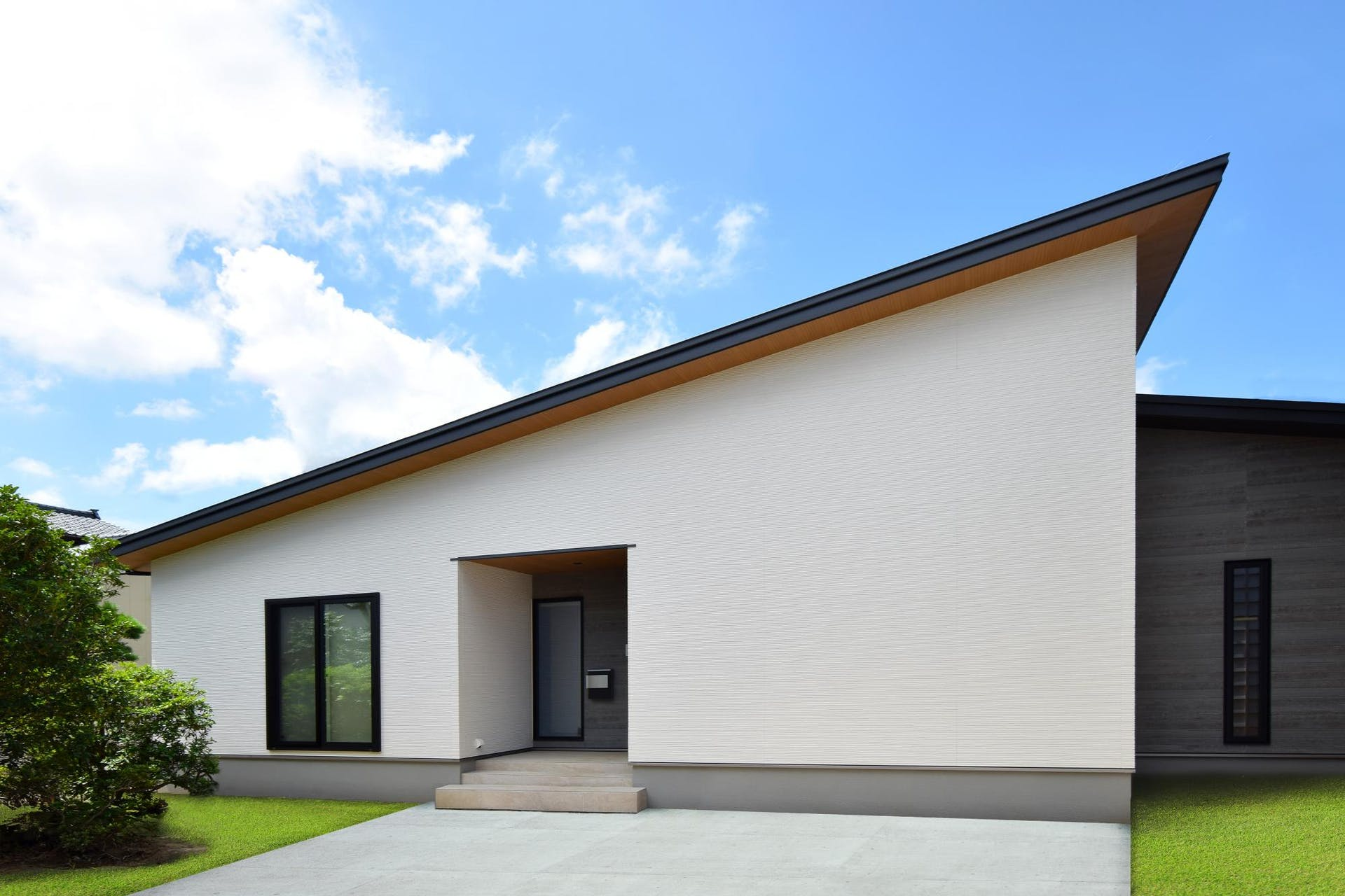 二世帯で住まう和モダン平屋住宅(DETAIL HOME(ディテールホーム))