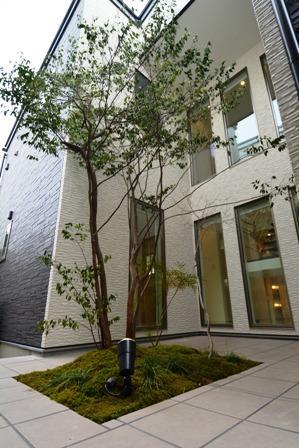 スケルトン階段が多彩な空間を作り出す家(オースリーホーム株式会社)