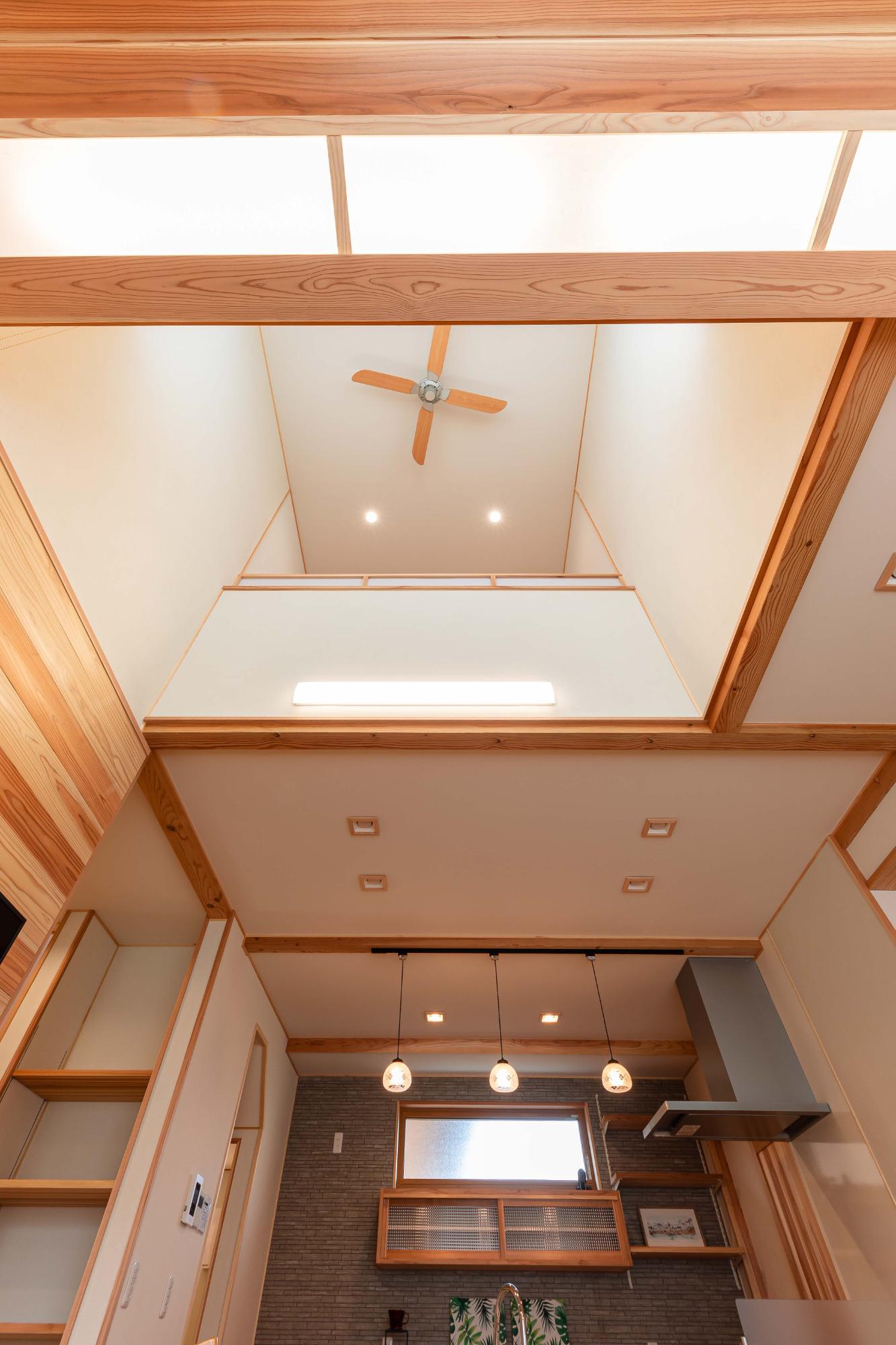 シンプルかつ繊細に、こだわりを活かした新発田の家(自然派ライフ住宅設計㈱)