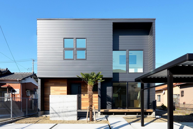 西海岸の風を感じる家(DETAIL HOME)
