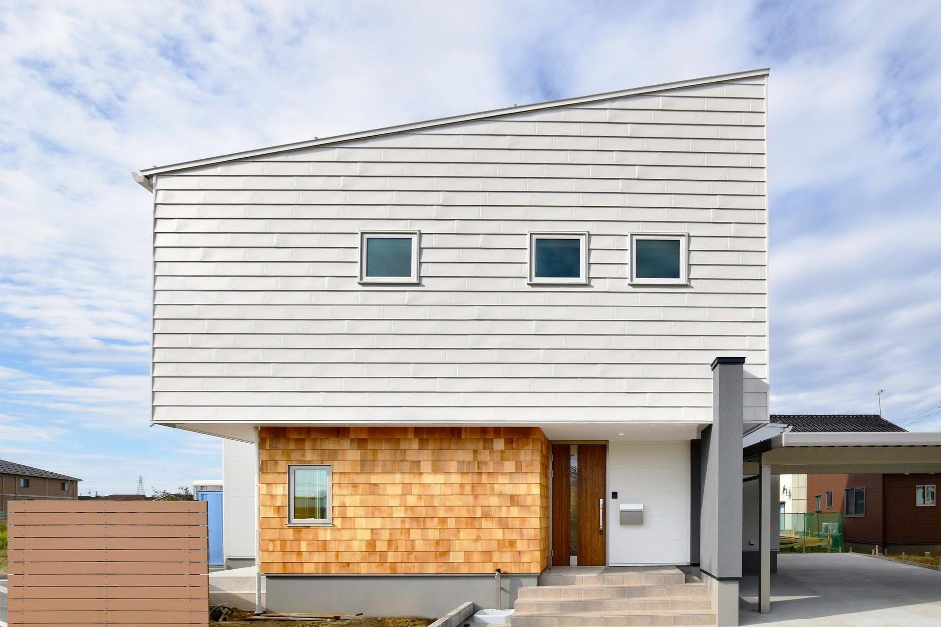 エアコン1台で全館暖房の家(DETAIL HOME(ディテールホーム))